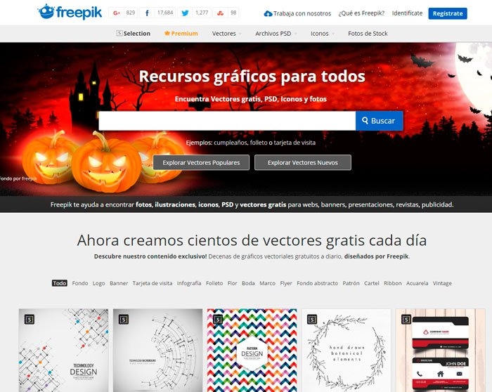 Freepick iconos y vectores gratis