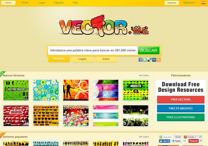 Vector.me vectores gratis