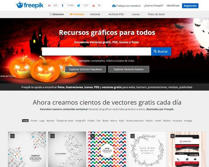 Freepick iconos y vectores gratis